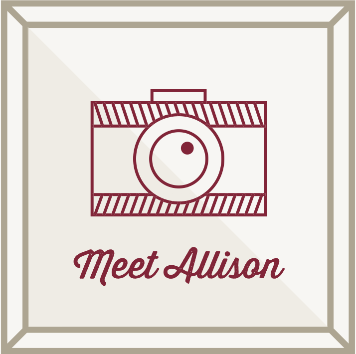 Meet Allison - Atlanta Wedding Photographer